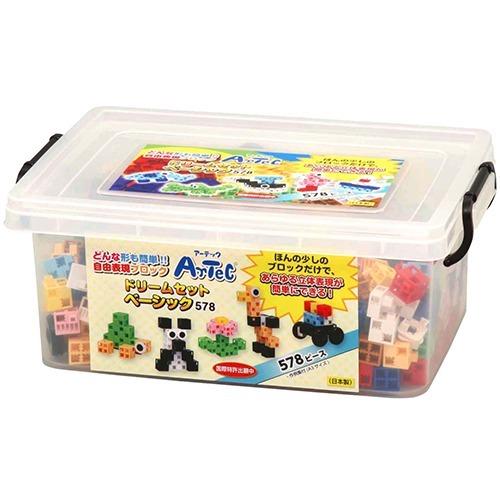10000円以上送料無料 アーテックブロック ドリームセット ベーシック(1セット) ベビー&キッズ おもちゃ・育児サポート おもちゃ(知育具) レビュー投稿で次回使える2000円クーポン全員にプレゼント