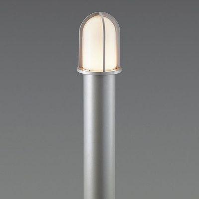 レビュー投稿で次回使える2000円クーポン全員にプレゼント 山田照明 LEDガーデンライト ダークシルバー 白熱灯40W相当 電球色 AD2555L 【生活家電\照明器具・部材\照明器具\ガーデンライト】