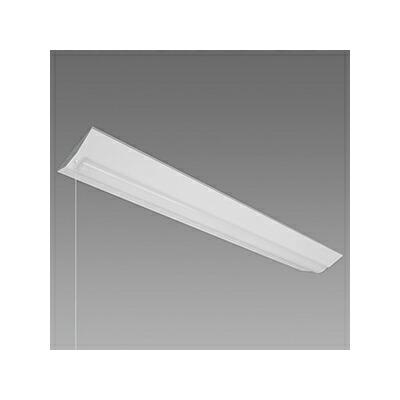 レビュー投稿で次回使える2000円クーポン全員にプレゼント NEC 【受注生産品】LED一体型ベースライト 《Nuシリーズ》 40形 直付形 逆富士形 230mm幅 3200lm 固定出力方式 FHF32高出力×1灯相当 昼光色 プルスイッチ付 MVB4103P/32D4-N8 【生活家電\照明器具・部材\照明器具\