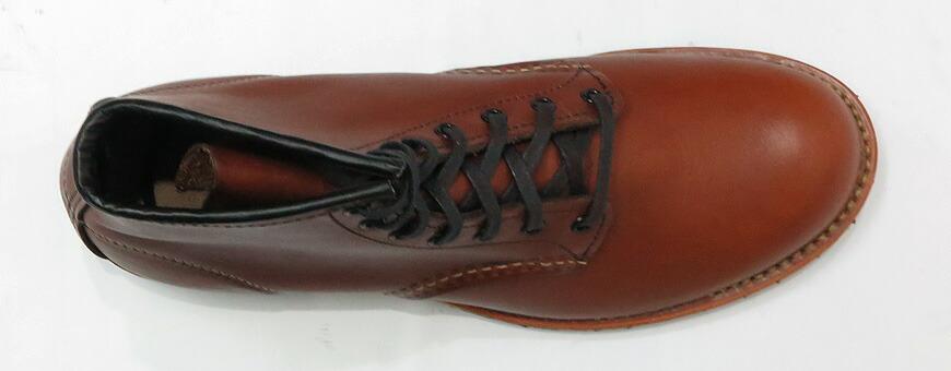 REDWING BECKMAN BOOT 6 ROUND TOE / Chesnut Featherstone #9416