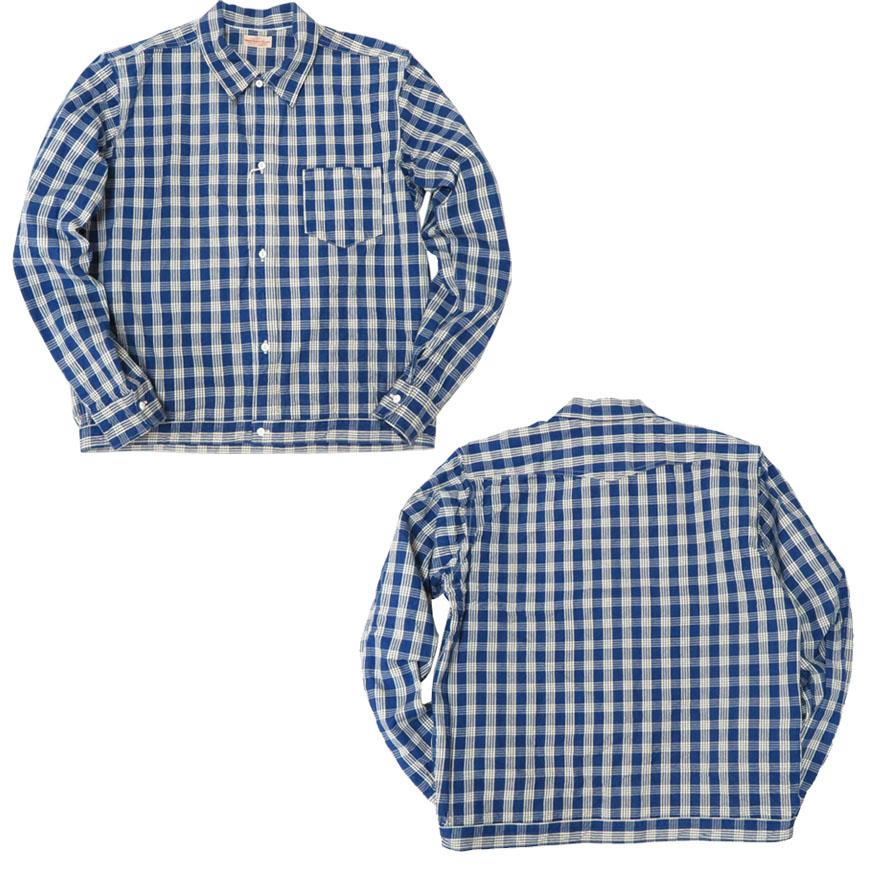 SUNSURF コーデュロイ 長袖オープンシャツ SS27095