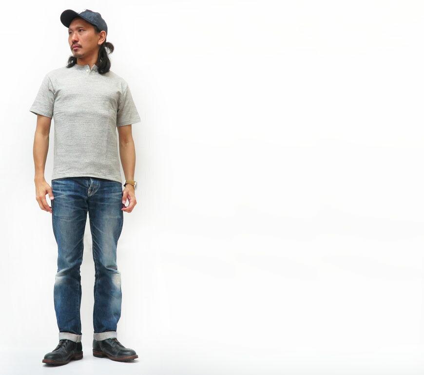 ウェアハウス WAREHOUSE 半袖 プリントTシャツ WILSON