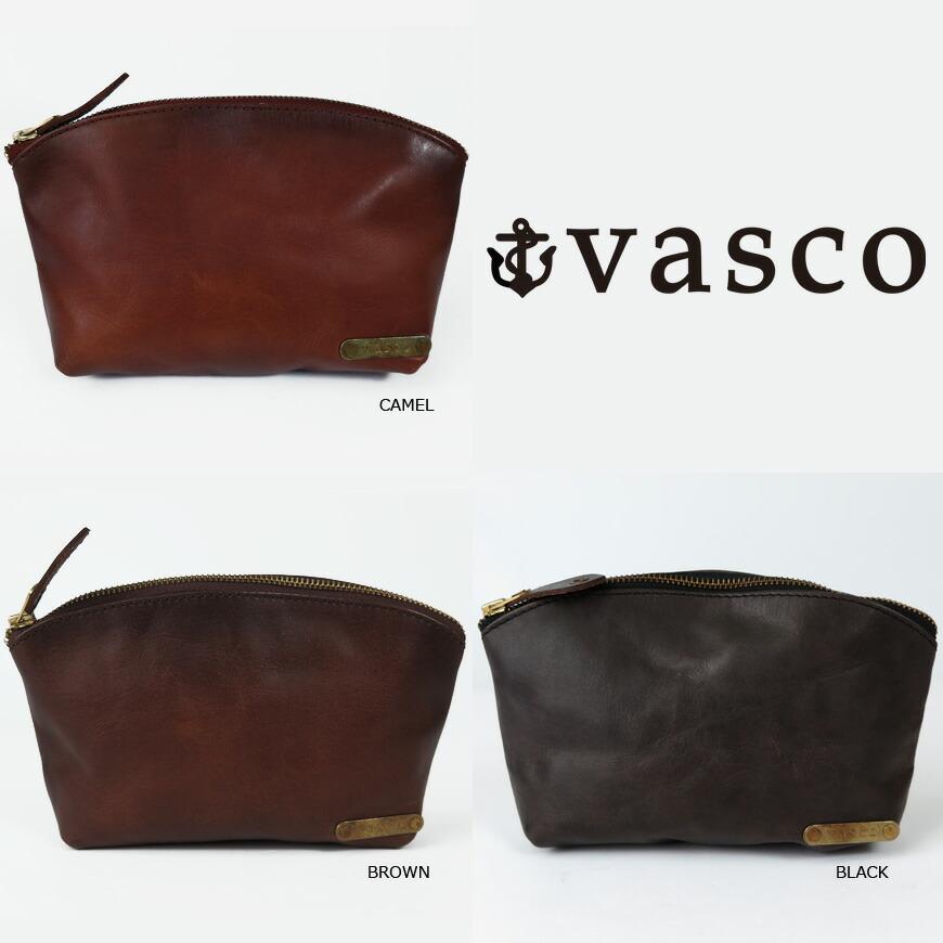 VASCO レザーポストマンバッグ VS-248L
