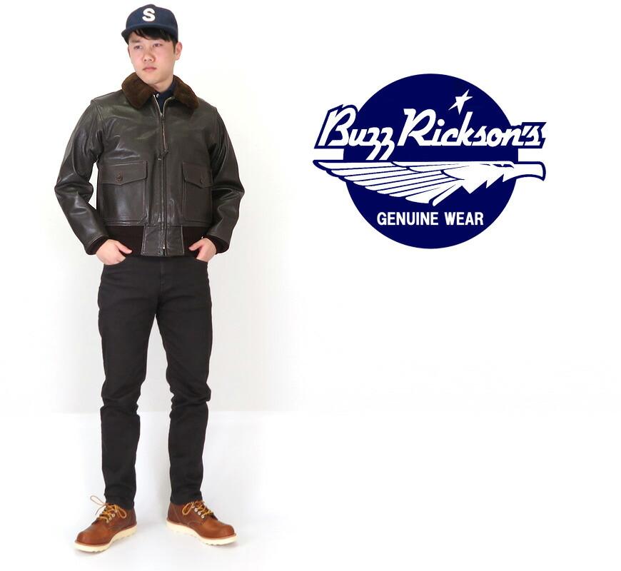 Buzz Rickson's バズリクソンズ Buzz Rickson's G-1 フライトジャケット レザージャケット BR80145