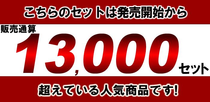 日本酒 通算13,000セットの人気商品