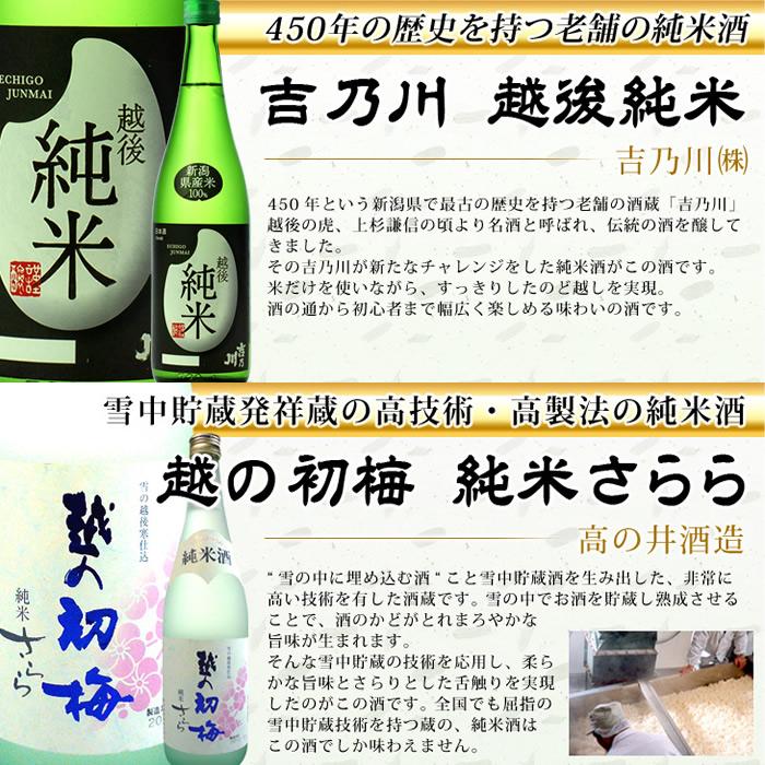 純米酒 初梅さらら 吉乃川