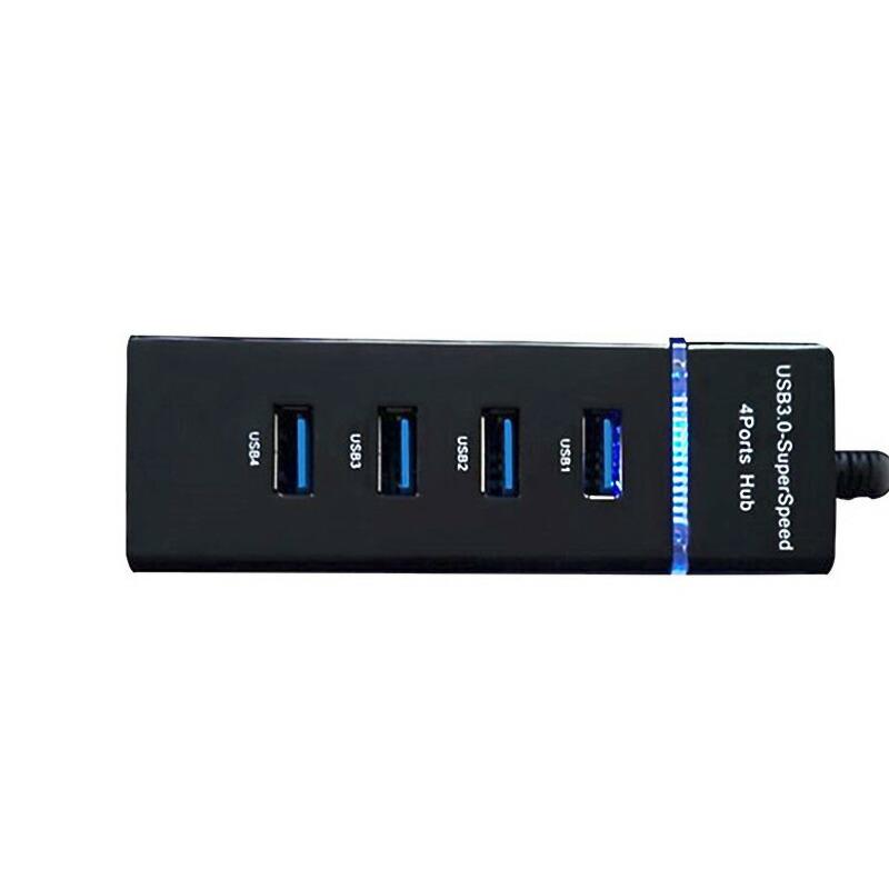 USB3.0*4ポート