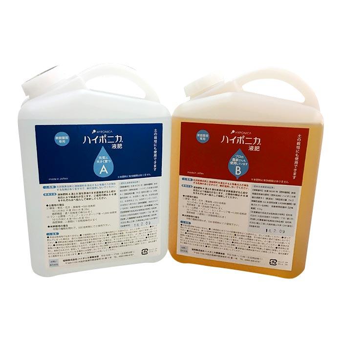 ハイポニカ液体肥料4L