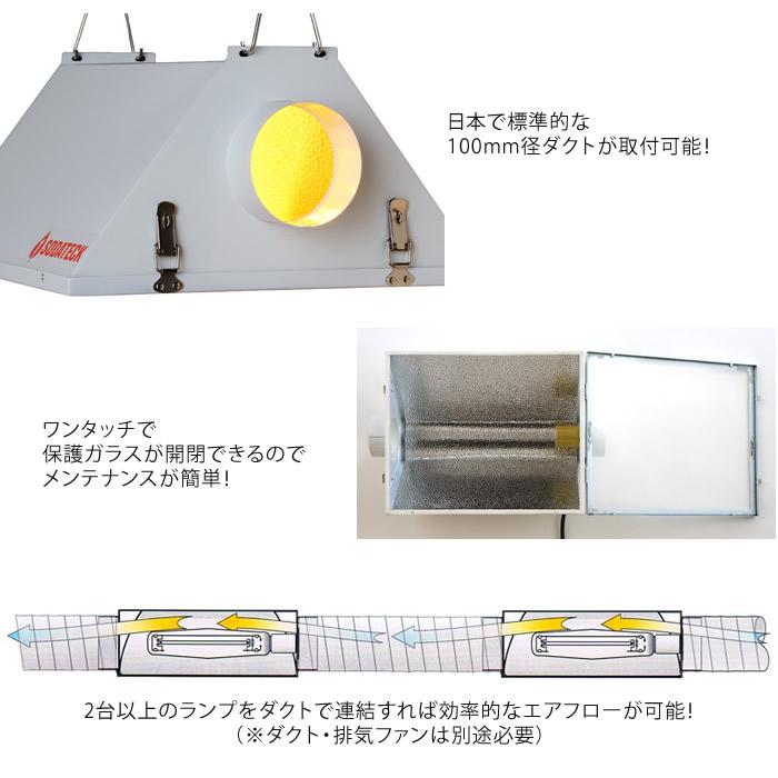 植物育成灯Sodateck AC 400/600システム