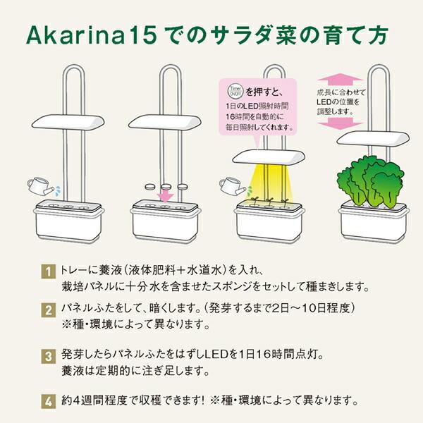 Akarina15 (アカリーナ) OMA15