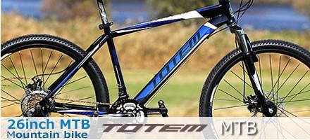 TOTEM 26インチ mountainバイクMTB