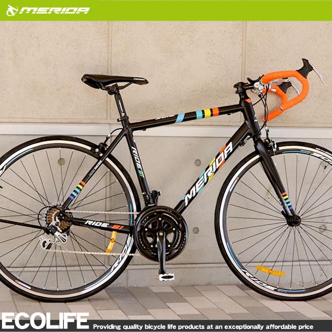 ロードバイク メリダ MERIDA 自転車 700C シマノ14段変速 自転車