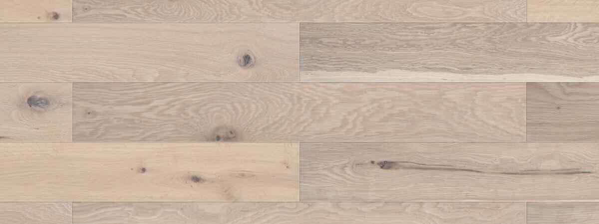床暖房対応オーク(ナラ / 楢) 一枚もの 複合フローリング【ラスティック】無塗装 12×120×909mm