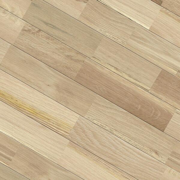 オーク(ホワイト・オーク) ユニ 無垢フローリング【ラスティック】無塗装 15×90×1820mm