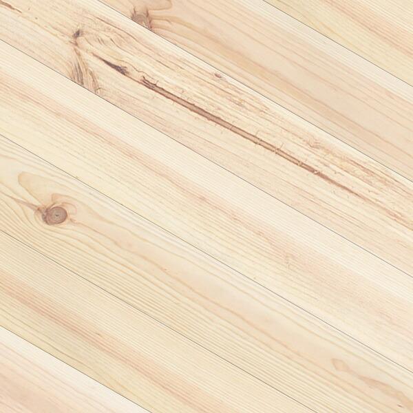 マツ / 松(ボルドー・パイン) 一枚もの 無垢フローリング【ラスティック】無塗装 15×120×2000mm