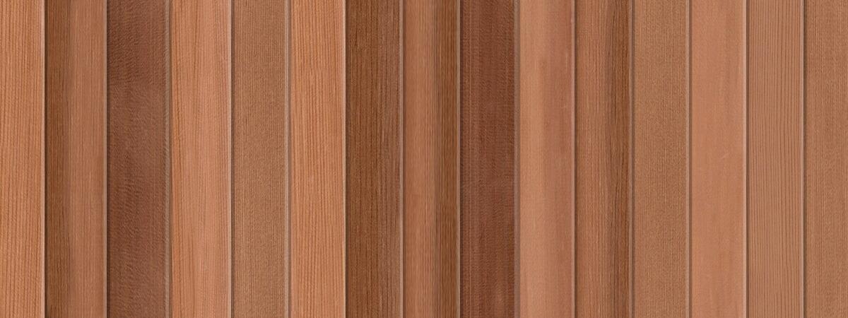 オープン記念キャンペーン レッドシダー(ベイスギ / 米杉) 一枚もの 無垢羽目板【プレミアム】無塗装 8×88×915mm