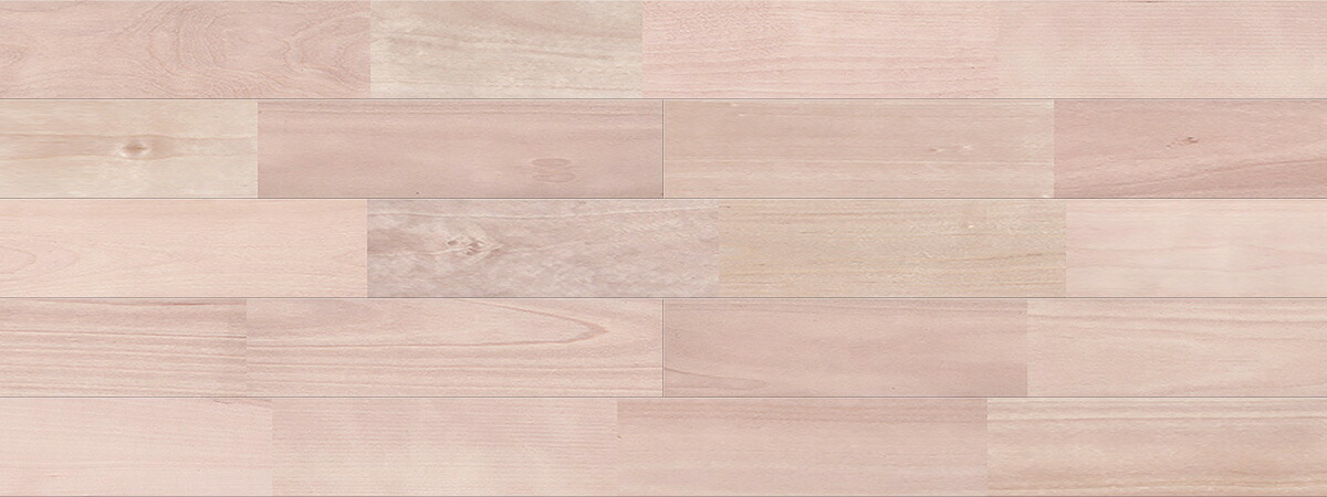 シルバーチェリー(カバザクラ / 樺桜) ユニ 無垢フローリング【プレミアム】無塗装 15×90×1820mm
