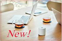 New fan diffuser「co」(ファンディフューザー 「コウ」)10mlオイルセット