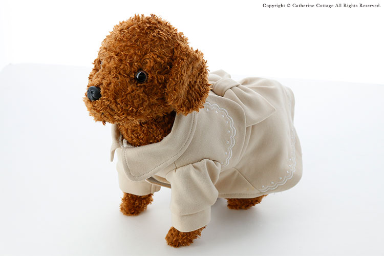 犬 服 ケープコート 上着