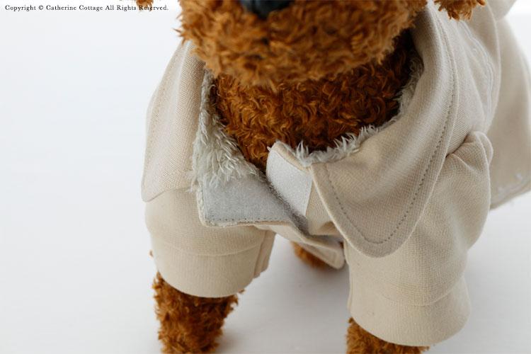 犬 服 防寒 冬服