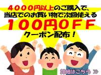 昭和薬品 eDrug サンキュークーポン 100円
