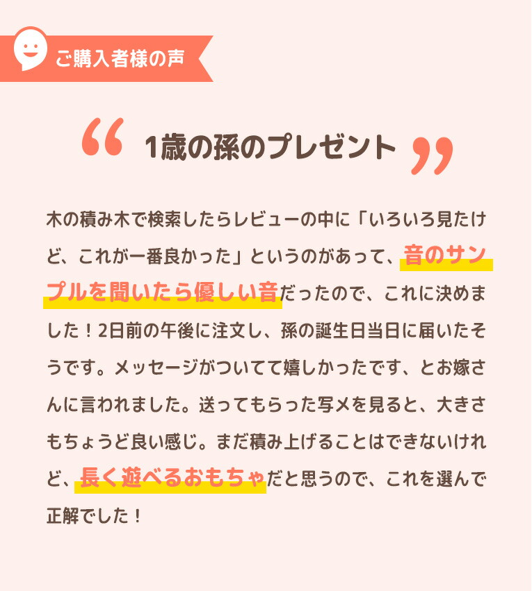 名入れ 積み木 木のおもちゃ
