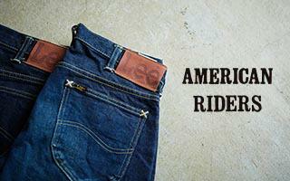 AMERICAN RIDERS