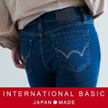 INTERNATINAL BASIC レディース