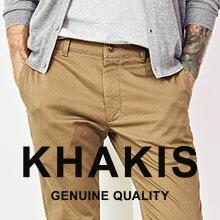 KHAKIS