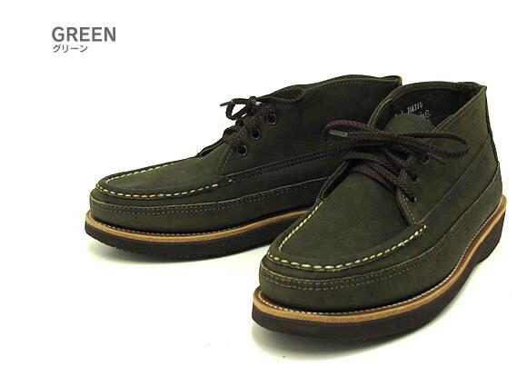 RUSSELL MOCCASIN ラッセルモカシン スポーティング クレー チャッカブーツ / 靴