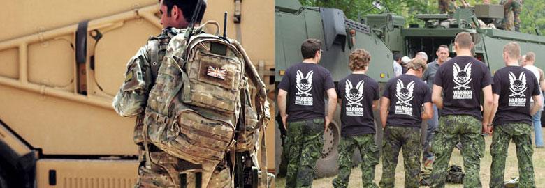 Warrior Assault Systems -WAS-