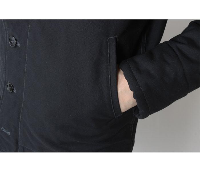 バズリクソンズのN-1デッキジャケット,品番BR12030