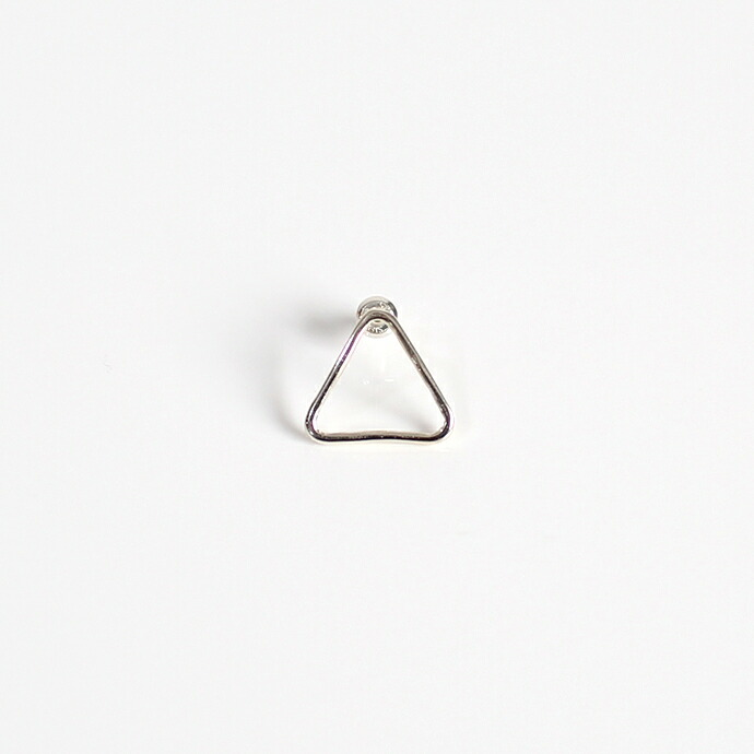 U323 THIN TRIANGLE ピアス