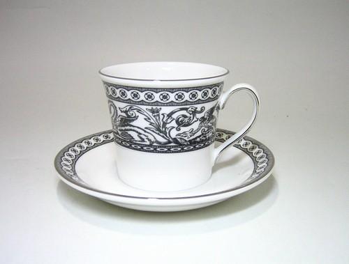 C/ コーヒー ウェッジウッド S 【コントラスト・フロレンティン完全英国製】 (デルフィ)