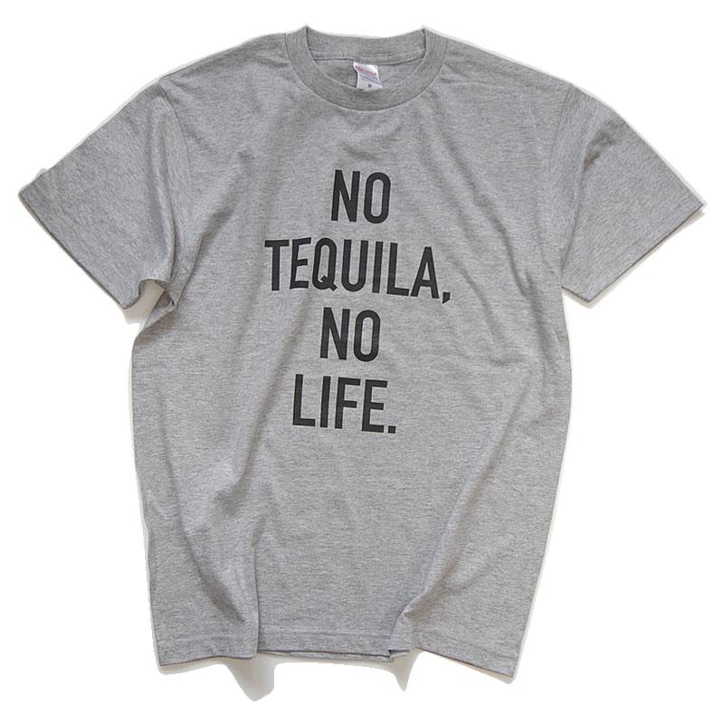 テキーラTシャツ(グレー)