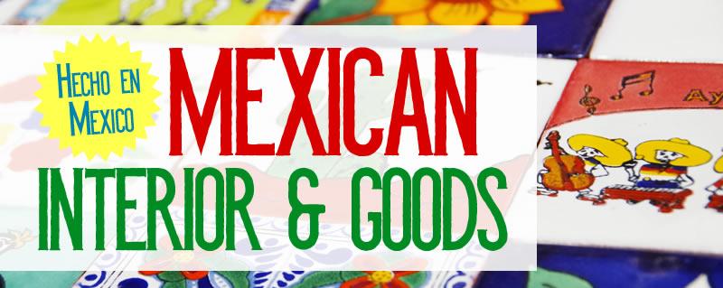 メキシコ雑貨・インテリア