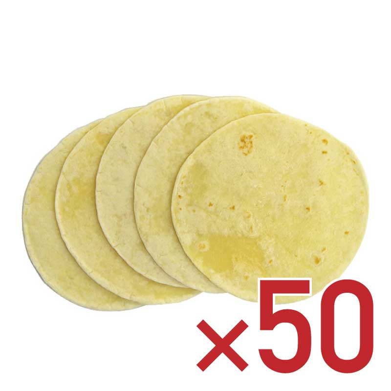 フラワートルティーヤ(50枚)