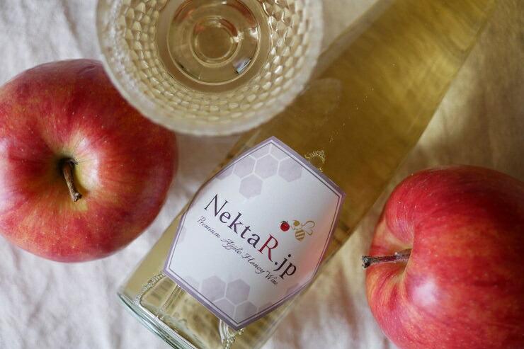 りんご花の蜂蜜酒