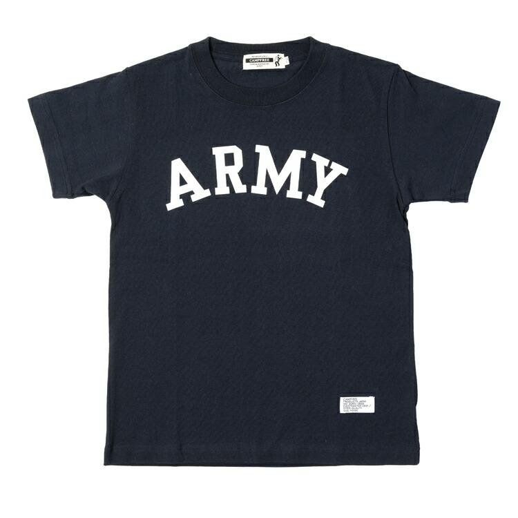 CAMPFREE 半袖 Tシャツ