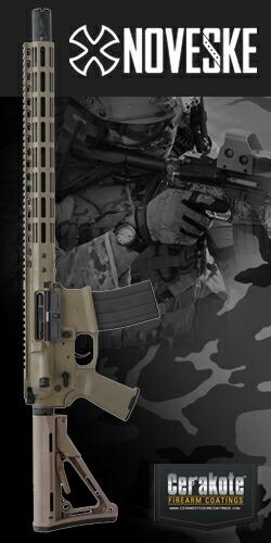 NOVESKE Gen III Infidel Rifle