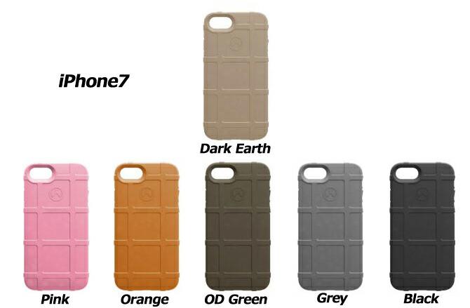 e6f77300e0 PMAG®スタイルのリブが付いた柔軟性のあるプラスチック製のフィールドケースは、マグプルらしいデザインで過去のiPhone用でも人気があった商品です