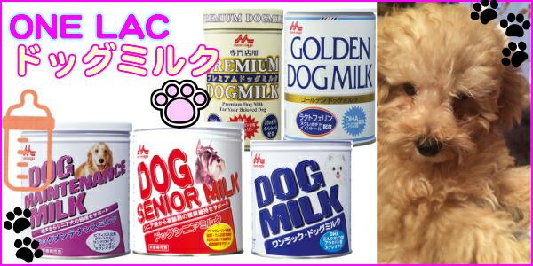 ドッグミルク