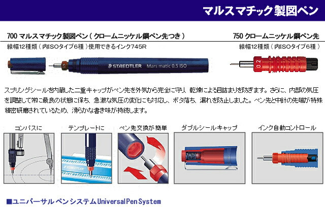 staedtler mars matic 700 instructions