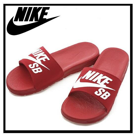 c47b4211901720 ENDLESS TRIP  NIKE (Nike) BENASSI SOLARSOFT SLIDE SB (ベナッシ ...