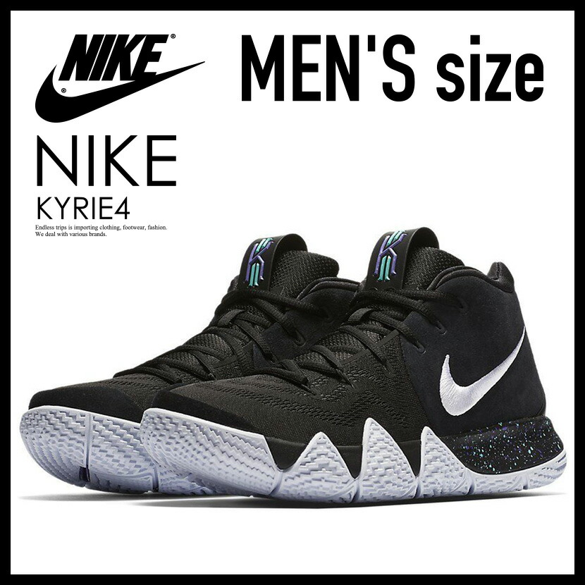 ENDLESS TRIP  NIKE (Nike) KYRIE 4 (chi Lee 4) sneakers basketball ... a77eec3ba