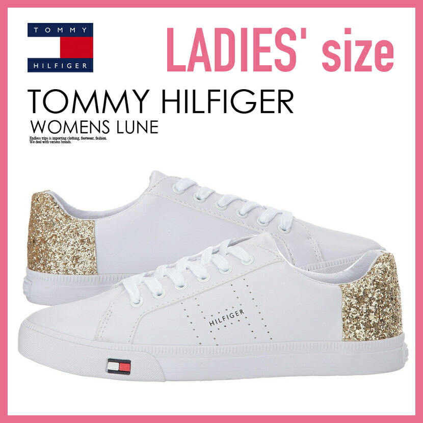 d6cbae69d ENDLESS TRIP  TOMMY HILFIGER (トミーヒルフィガー) WOMENS LUNE (luna ...