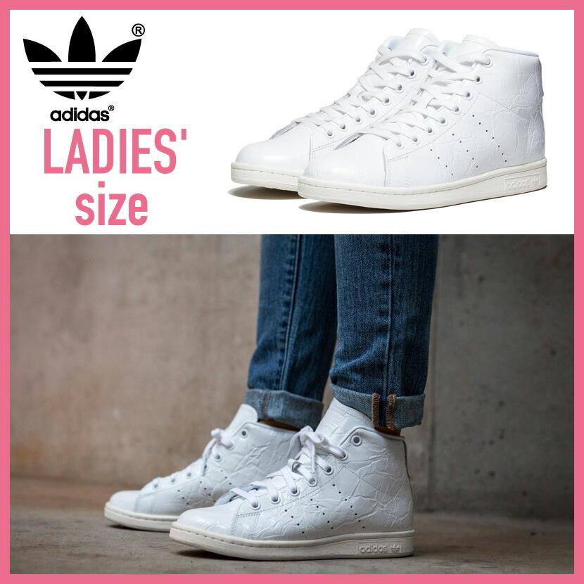 8c13161b24b ENDLESS TRIP  adidas (Adidas) STAN SMITH MID W (Stan Smith) women ...