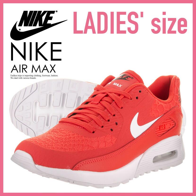 finest selection 59153 4f56f NIKE (Nike) WOMENS AIR MAX 90 ULTRA 2.0 (Air Max 90 ultra) women sneakers  MAX ORANGE/WHITE-BLACK (orange / white / black) 881106 800 ENDLESS TRIP ...