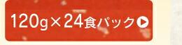 120g×24食パック