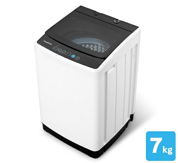 IRIS OHYAMA 全自動洗濯機 7kg IAW-T703E